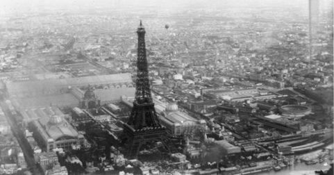 Cómo se construyó la Torre Eiffel?? Las antenas de la Torre Eiffel. Cómo es??