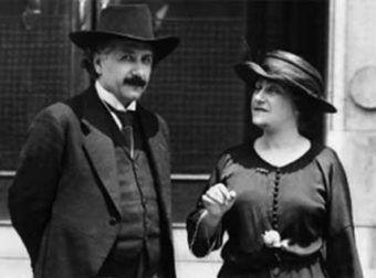 Einstein y Mileva Maric