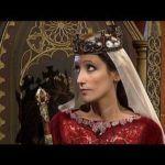 La conversacion de CRISTÓBAL COLÓN con la REINA ISABEL