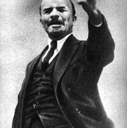 Lenin. Revolución Rusa.