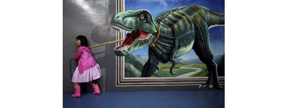 Arte pictórico en 3D
