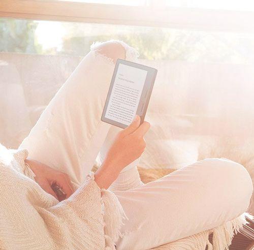 Kindle Oasis Lector electrónico
