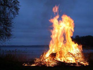 invento del fuego