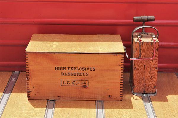 historia del invento dinamita