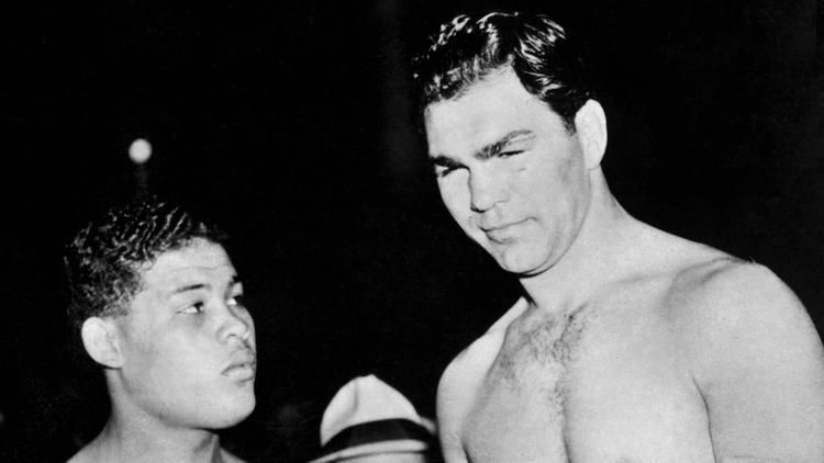 Joe Louis y Max Schmeling