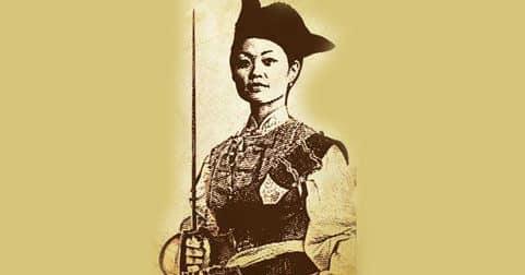 Hsi Kai, la reina de los piratas. La primera pirata de la historia.