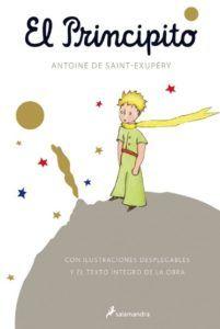 El principito, de Antoine de Saint Exupery