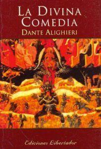 La divina comedia, de Dante Alighieri