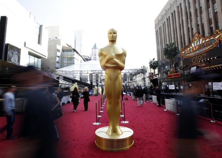 Gala premios cine Oscar