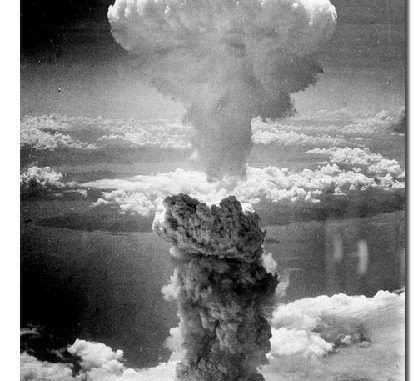 Nagasaki bomba nuclear
