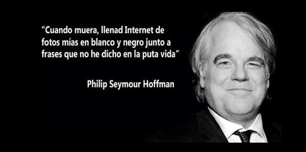 Philip Seymour Hoffman muerto de sobredosis