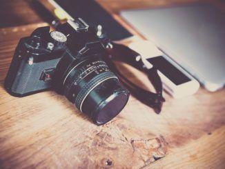 Las cámaras réflex han evolucionado