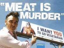 Morrissey contra Damien Hirst