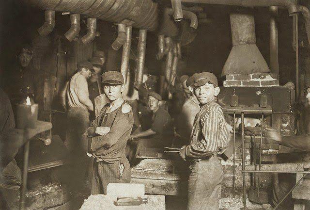 El nacimiento del movimiento obrero