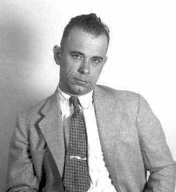 historia John Dillinger