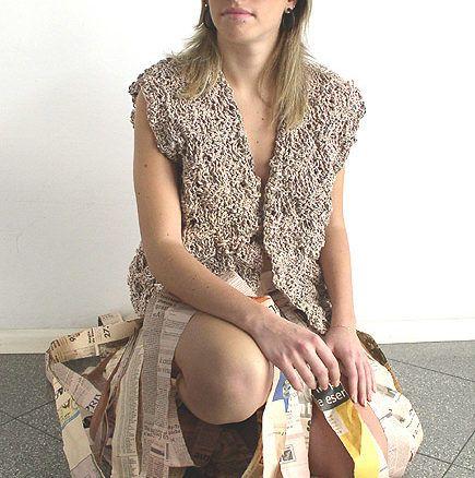 La moda en papel de Ivano Vitale