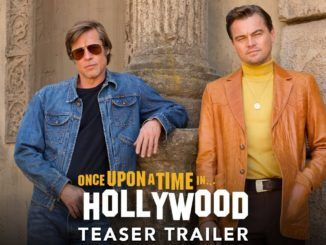 Once Upon a Time in Hollywood, la nueva película de Tarantino