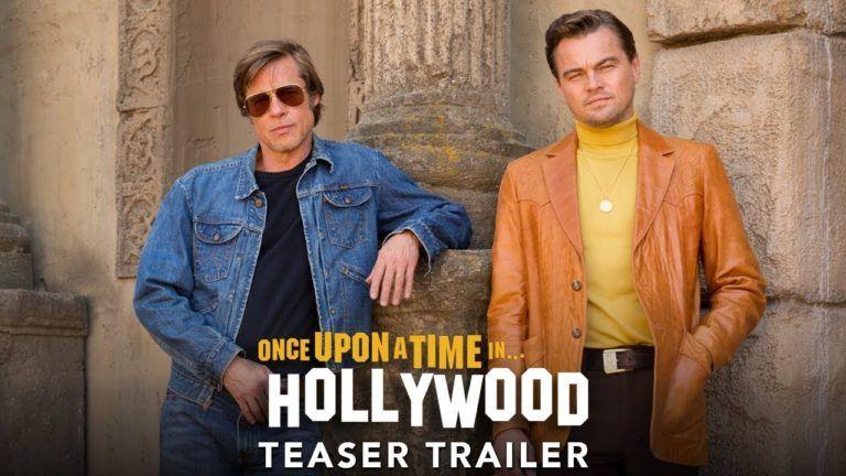 Once Upon a Time in Hollywood, la nueva película de Tarantino