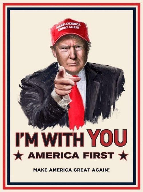 El significado real del 'America First' de Trump