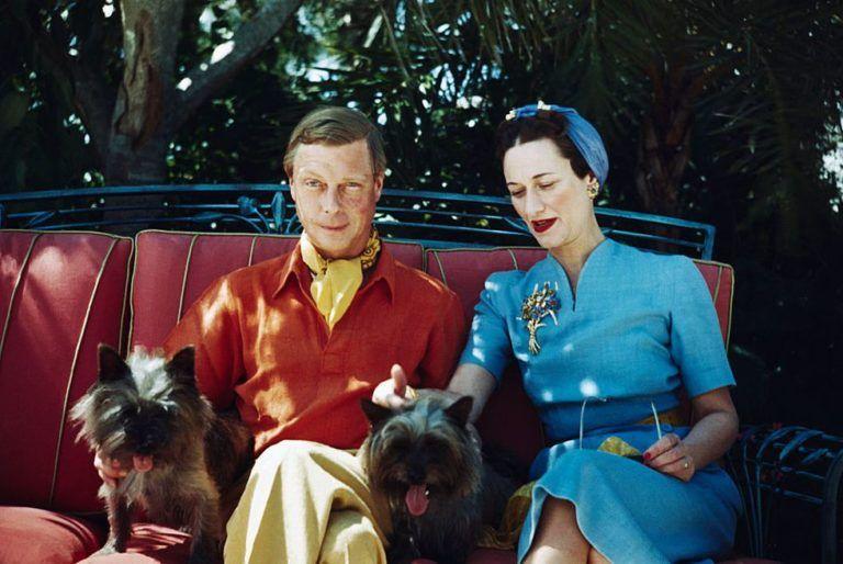 Eduardo VIII y Wallis Simpson: una Historia de amor real