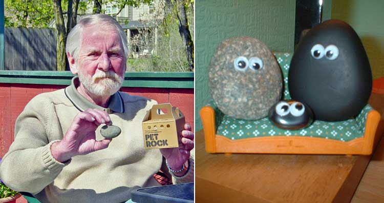 Gary Dahl y sus mascotas perfectas