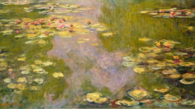 Monet Nenufares.1919