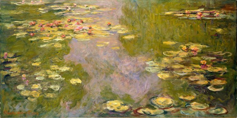 Monet Nenufares.1919