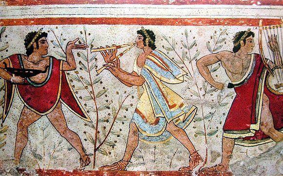 Música etrusca