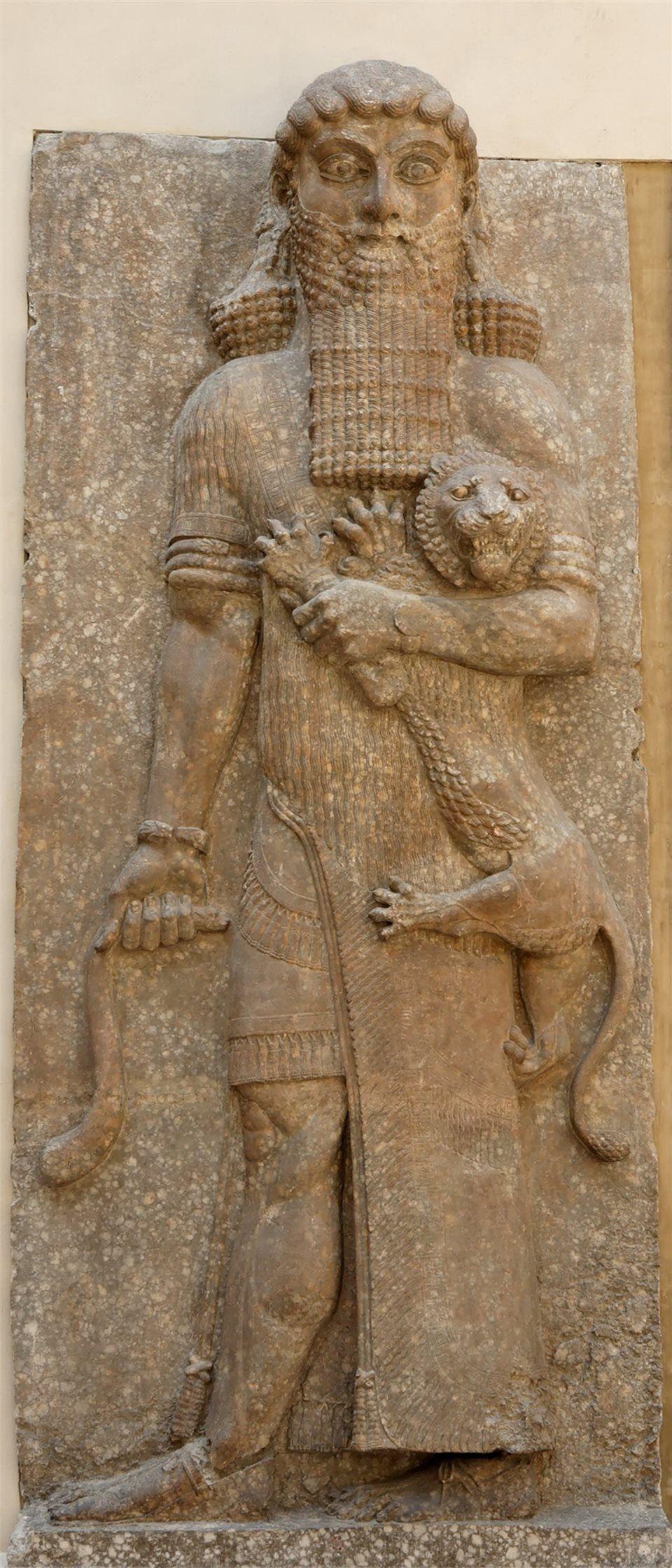 Rey asirio Gilgamesh