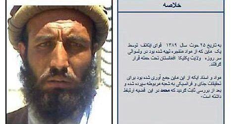 Se busca taliban: El premio que no es tal