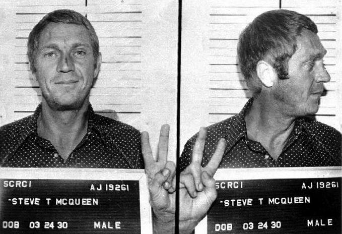 Steve McQueen arrestado por conducir ebrio en Alaska