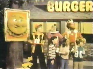 Historia de burger king