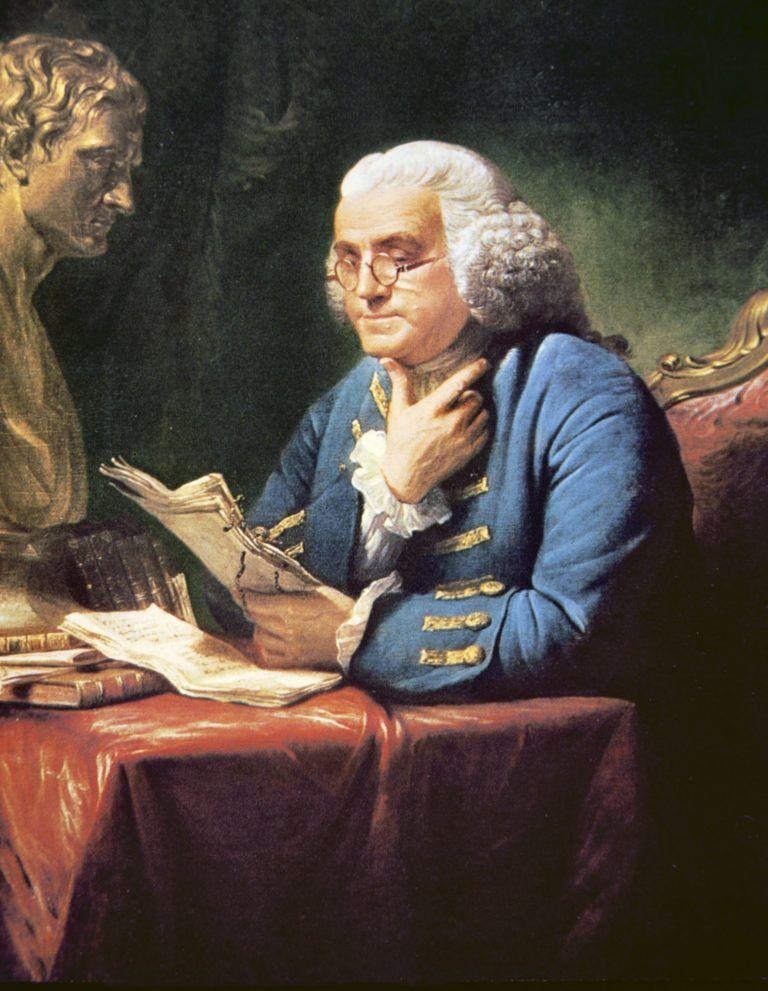 Los inventos de Benjamin Franklin