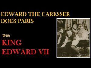 La silla del amor de Eduardo VII