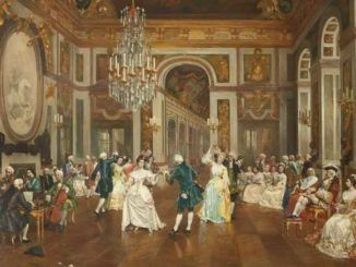 El minueto en el siglo XVIII