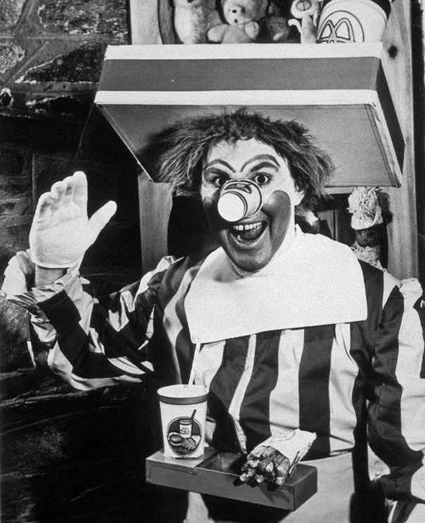 El Ronald McDonald, original