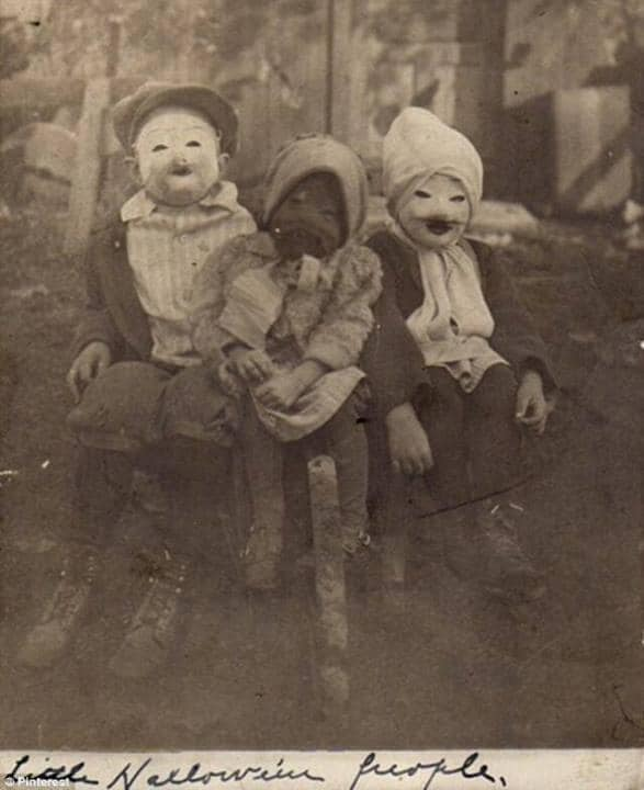 Halloween, disfraces que dan miedo