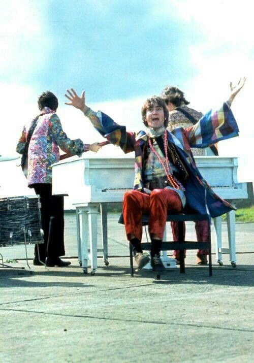 I Am The Walrus. The Beatles