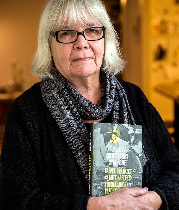 Kristin Enmark la victima del Síndrome de Estocolmo