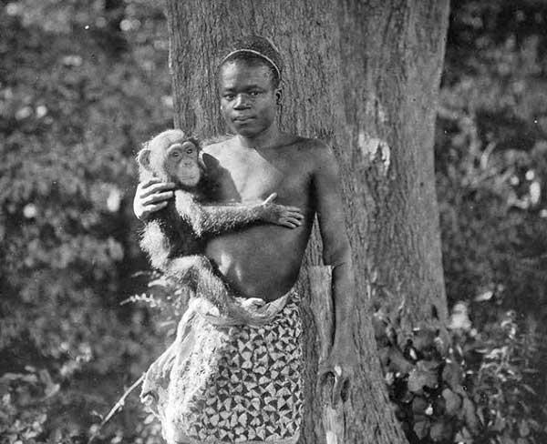 Oto Benga, un hombre en el zoo