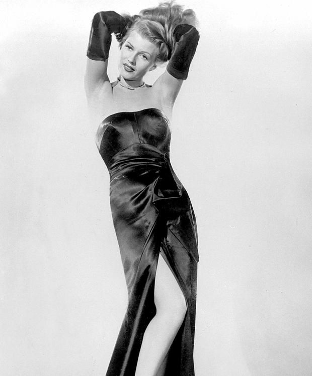 Rita Hayworth también es Jessica Rabbit