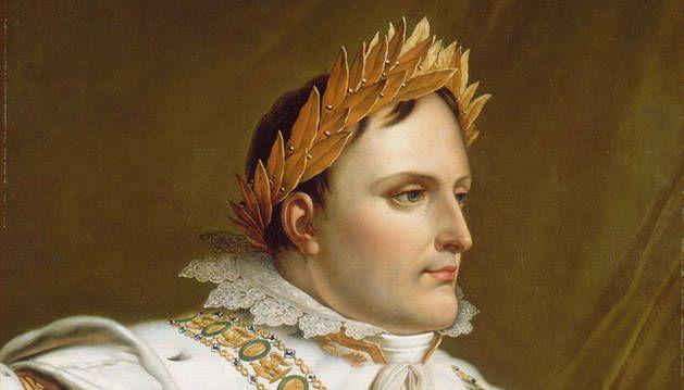 La corona laurel de napoleon