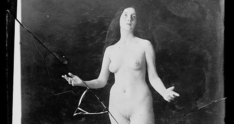 Desnudo de Audrey-Munson, la primera supermodelo
