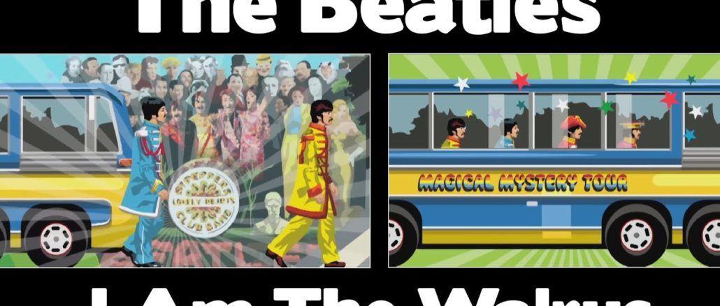 I Am The Walrus: significado. De cómo John Lennon se quedó con todo el MUNDO