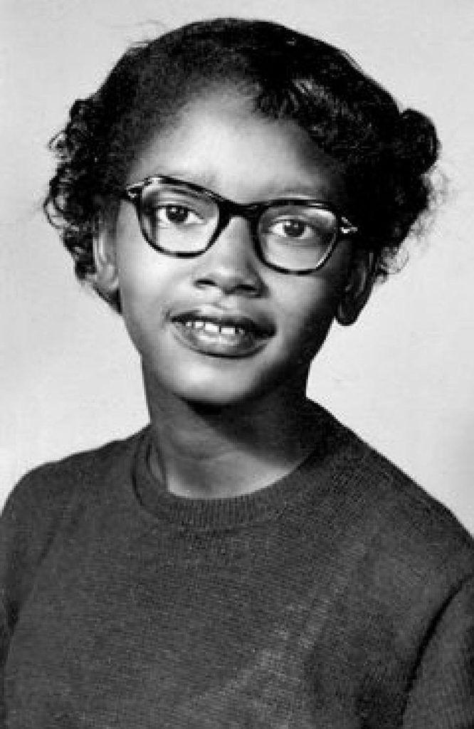 Claudette Colvin, antecesora de Rosa Parks