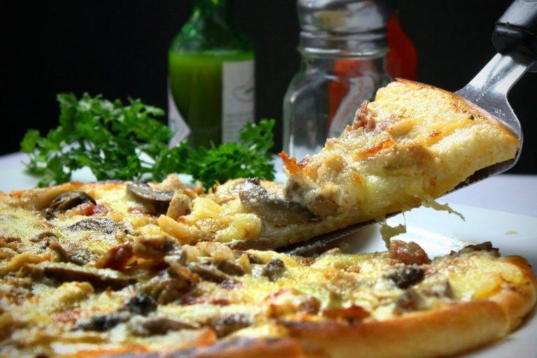 historia curiosa de la pizza