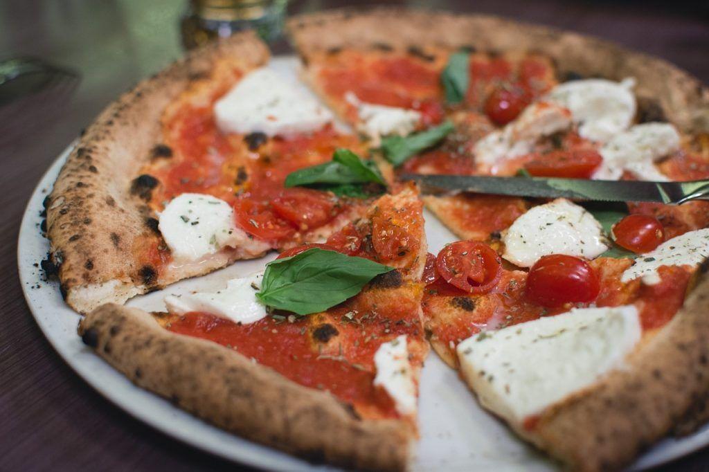la reina margherita precursora de la pizza