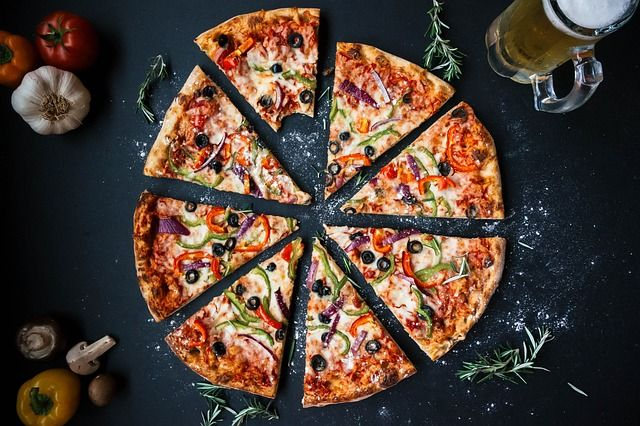 pizza historia curiosa