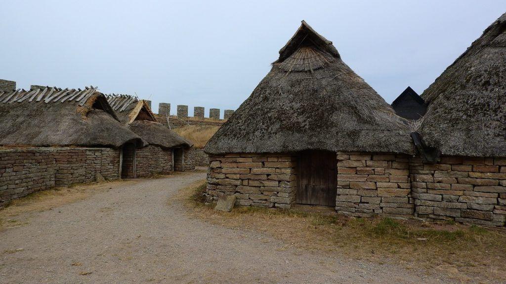 asentamiento celta