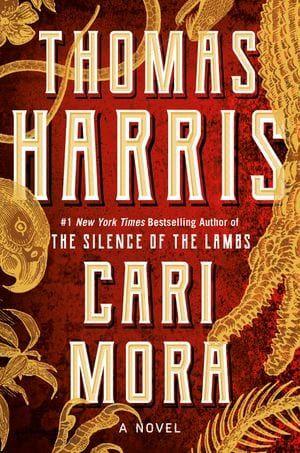 Portada de la novela de Thomas Harris: Cari Mora